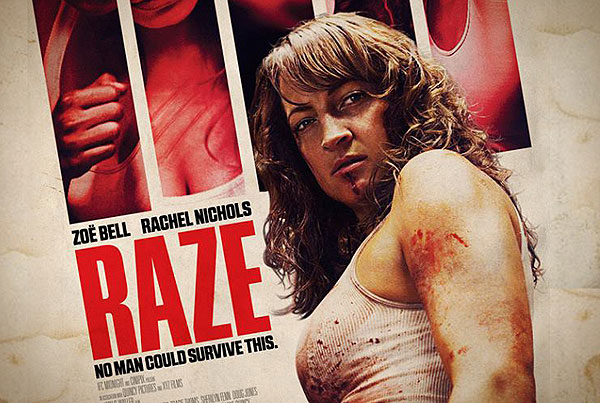 Raze: Fight or Die (fight movie)